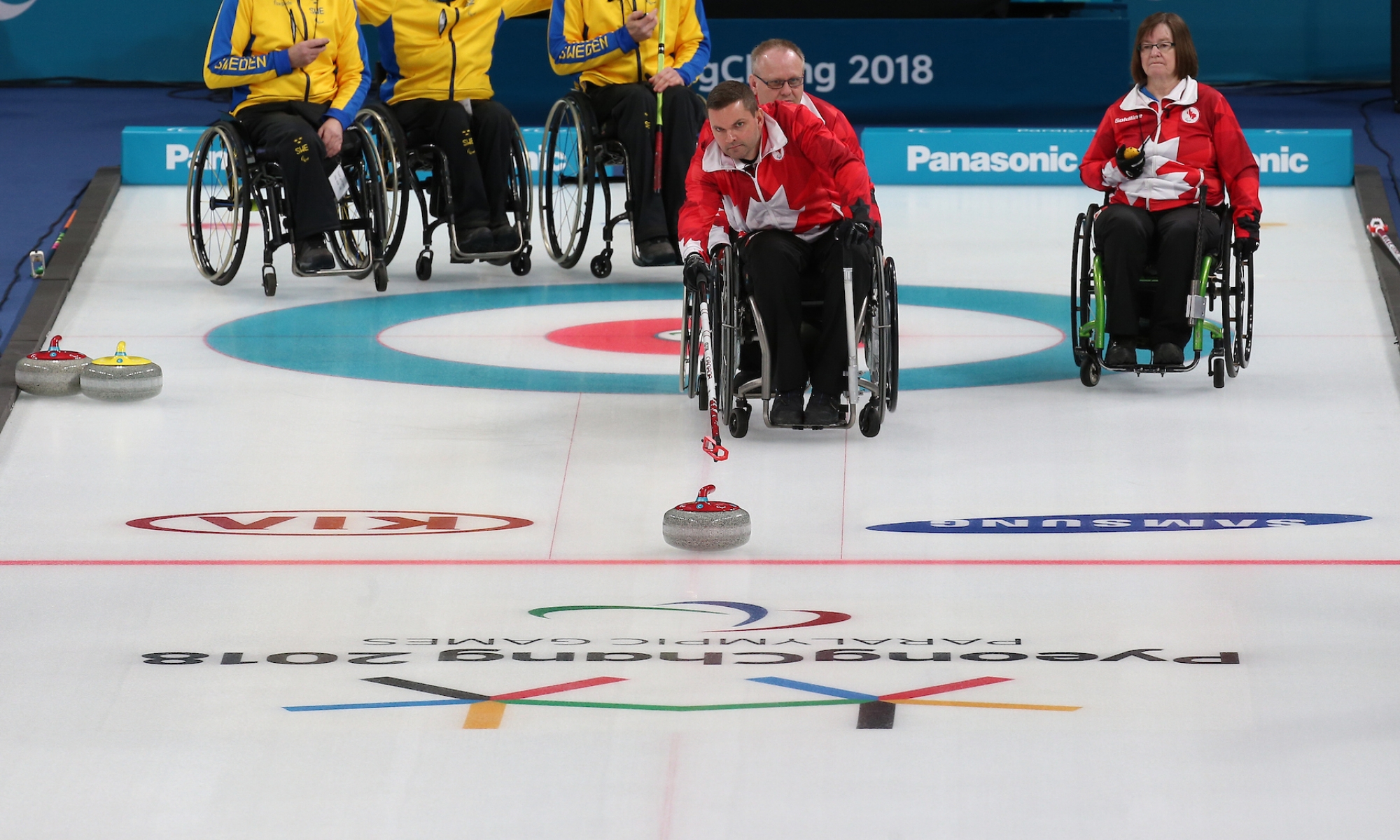 Mark Ideson wheelchair curling PyeongChang